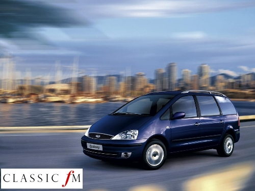 CASE STUDY: Ford Galaxy target families with Classic FM