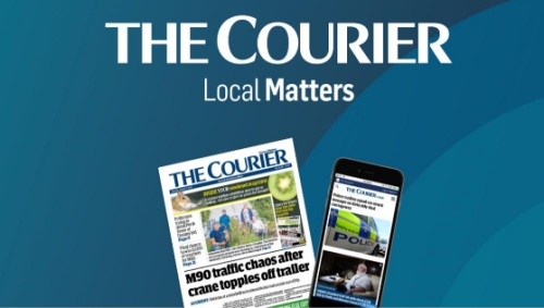 Reach over 190,000 ABC1 Consumers in Scotland with 'The Courier'