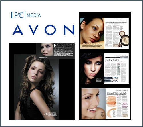 CASE STUDY: Avon receives a Marie Claire make-over