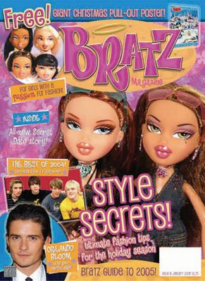 Old Bratz Website 44