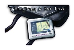 RESEARCH: Handbags & Satnavs - a look into women and technology