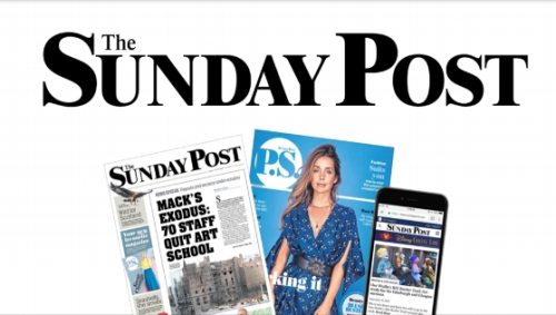 Reach Over 1m Adults in Scotland with The Sunday Post