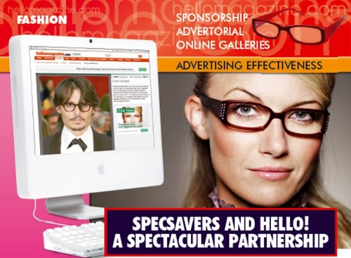 CASE STUDY: Specsavers and Hello! A Spectacular Partnership
