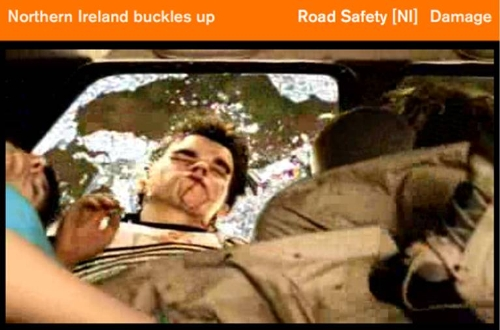 CASE STUDY: Northern Ireland buckles up using TV to reach 16-24s