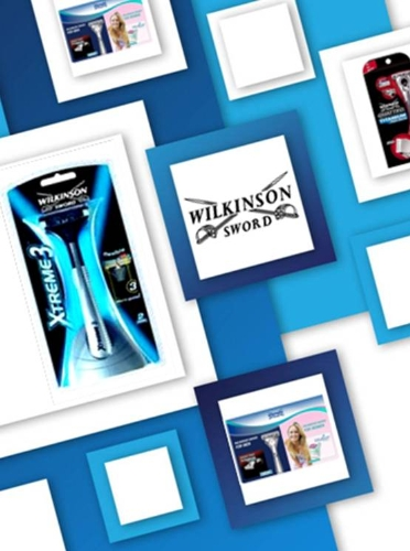 CASE STUDY: Wilkinson Sword target men 15-44 using radio
