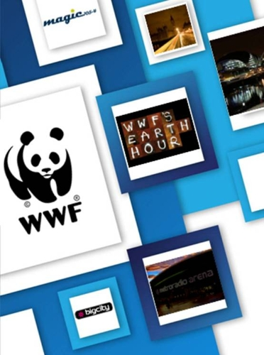 CASE STUDY: WWF use radio to promote their Earth Hour campaign