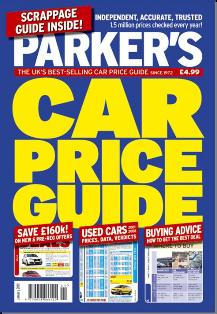 Advertise on Parker's leading car price guide!