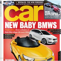 Advertise in Car - the worlds best car magazine
