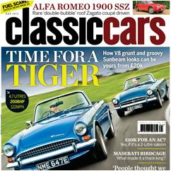 Advertise on the UK's only classic car weekly!