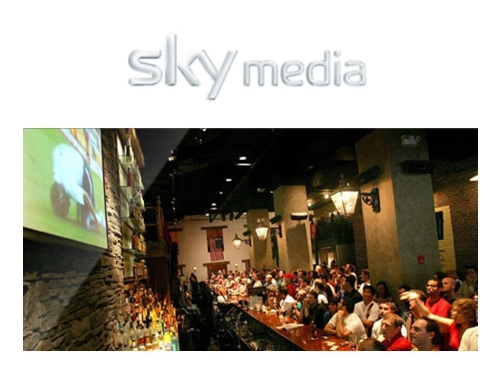 Advertise on Sky Pub Sports reaching 3m adults a week