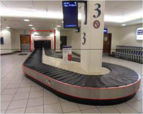 advertise on london city airports domestic baggage reclaim