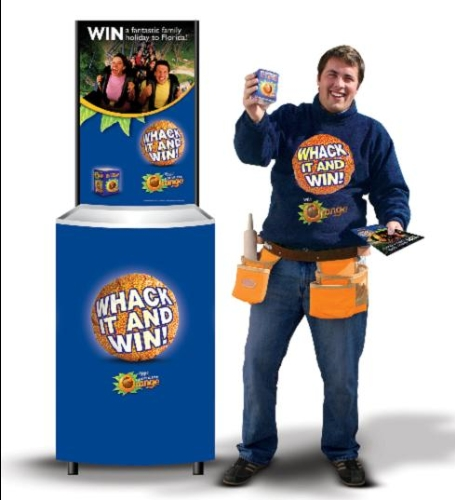 Case Study Terrys Chocolate Orange Whack It And Win Smp