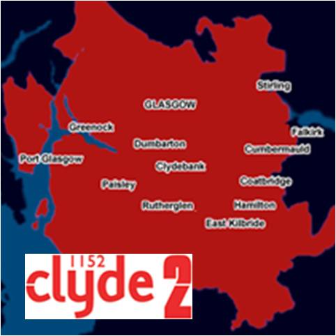Reach an engaged Scottish audience of 45+ adults with Clyde 2
