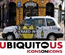 Ubiquitous taxi advertising, a creative way to reach consumers