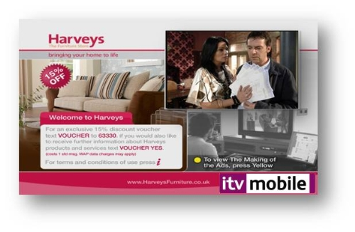 CASE STUDY: Harvey's boost sales with digital coupon service