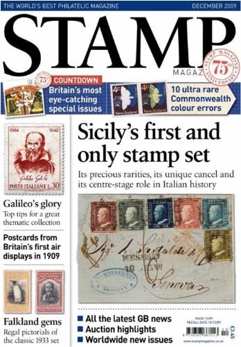 advertising in stamp magazine designed for stamp. Black Bedroom Furniture Sets. Home Design Ideas