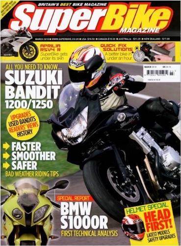 reach laddish bike enthusiasts with superbike magazine. Black Bedroom Furniture Sets. Home Design Ideas