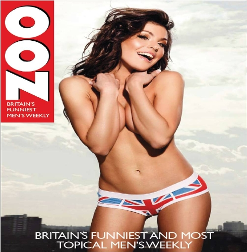 Advertise in Zoo, a compelling package of girls, footie & news