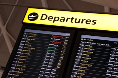 Excellent direct marketing opportunity at Airports across the UK