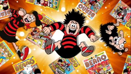 Advertising Opportunities with The Beano