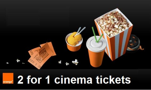 CASE STUDY: Orange makes Wednesday the new Friday for film goers