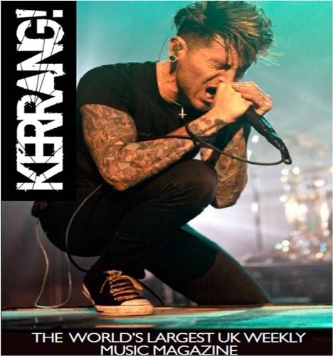 Advertising opportunities in Kerrang! magazine