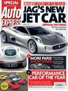 Advertising opportunities in Auto Express magazine & website