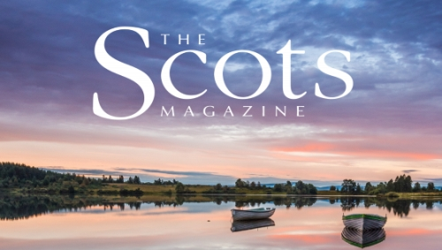 Advertise in The Scots Magazine. For People who Love Scotland