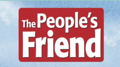 Advertise in the Famous Story Magazine, The People's Friend