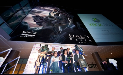 CASE STUDY: Creating A Visual Icon, The Story of Halo Reach
