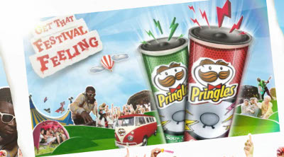 CASE STUDY: Pringles festival promotion increases EMEA sales