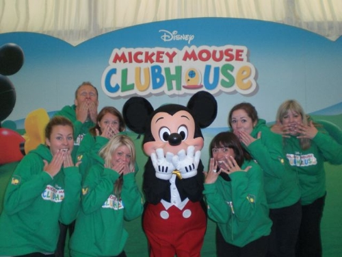 CASE STUDY: Bringing the Mickey Mouse Clubhouse to life