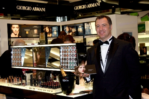 CASE STUDY: Creating the VIP experience for Armani consumers