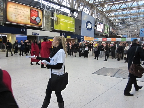 CASE STUDY: Promoting the launch of the Boots Waterloo store.