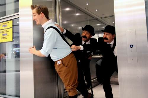 CASE STUDY: The Adventures of Tin Tin takeover Heathrow Airport