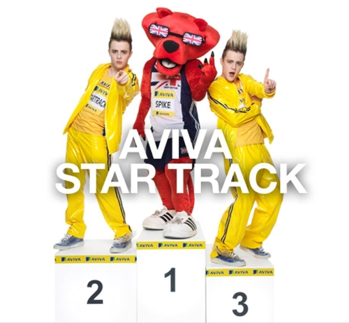 CASE STUDY: Aviva Startrack - Giving Athletics X Factor Appeal