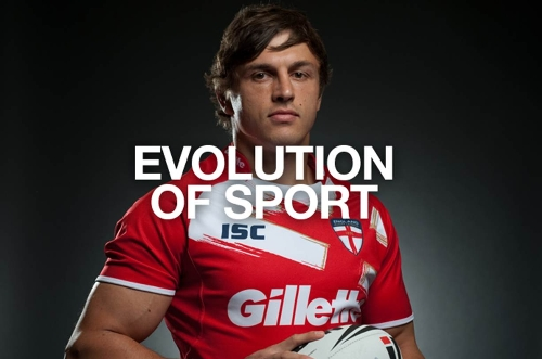 CASE STUDY: Gillette - Evolution of Sport campaign