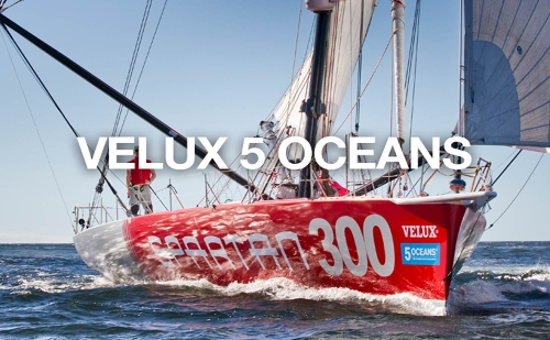 CASE STUDY: Velux 5 Oceans - One Man, One Boat