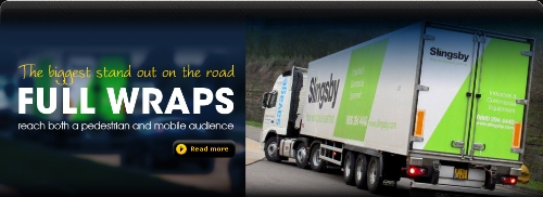 Fancy a bit on the side with Haulin Ads?