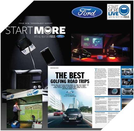 CASE STUDY: 'Start More Live' with the all-new Ford Focus