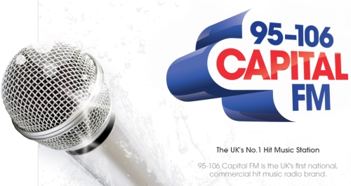 Advertise on Capital FM - the UK's No.1 Hit Music Station