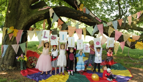 CASE STUDY: H&M at LolliBop a kids festival in Regents Park