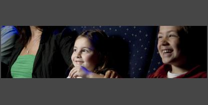 The Family Focus Cinema Package to Reach Families
